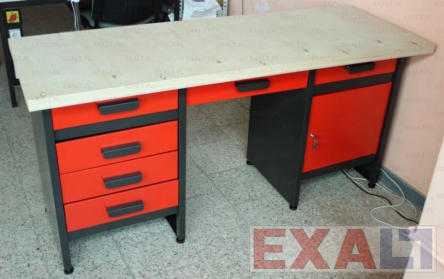 biurko warsztatowe