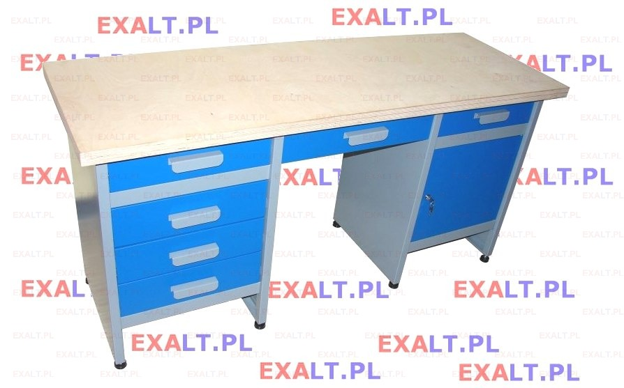 biurka warsztatowe
