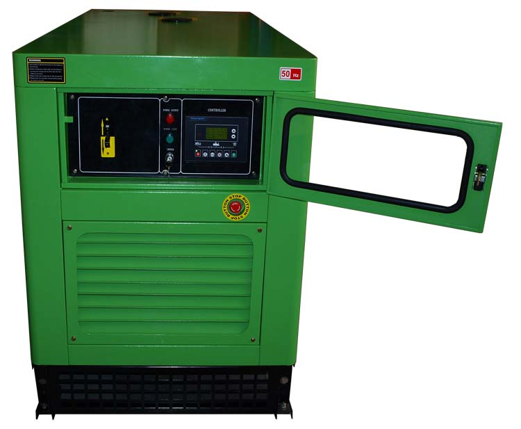 generator agregat 30kw disel