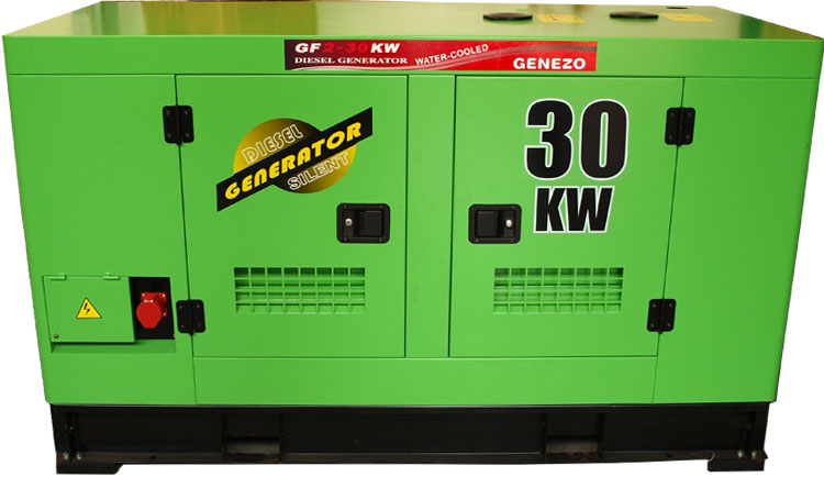 generator pradu diesel 30kw