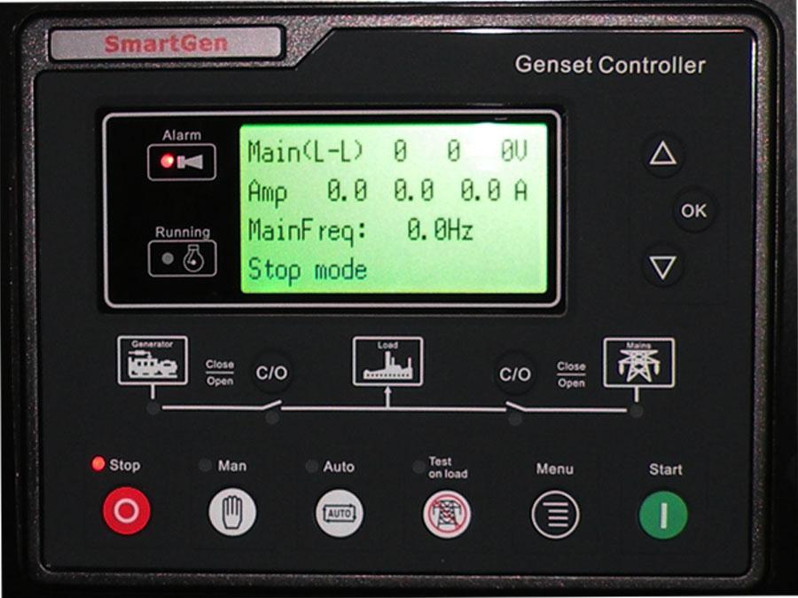 panel generatora 30kw