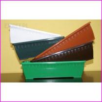 Doniczka Plastikowa Balkonówka Anta Zielona O Długości 40cm